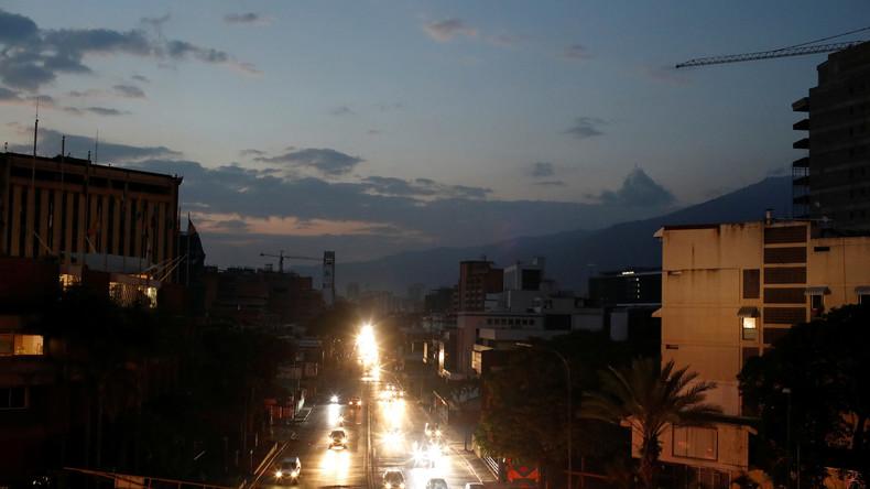China bietet Venezuela Unterstützung bei Aufklärung der massiven Stromausfälle an
