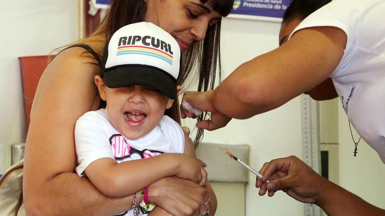 Impfpflicht in Italien: Ungeimpfte Kinder werden aus Kindergärten ausgeschlossen