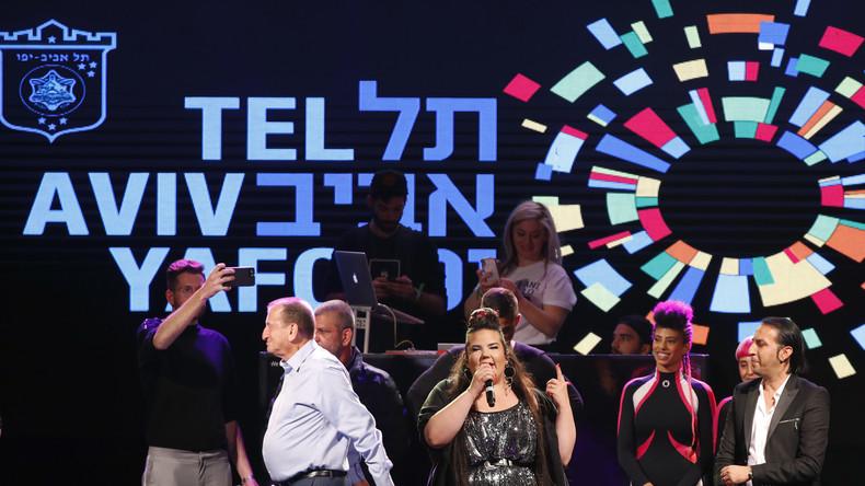 Terrorexperte Akerman warnt vor Anschlägen zum Eurovision Song Contest 2019 in Israel