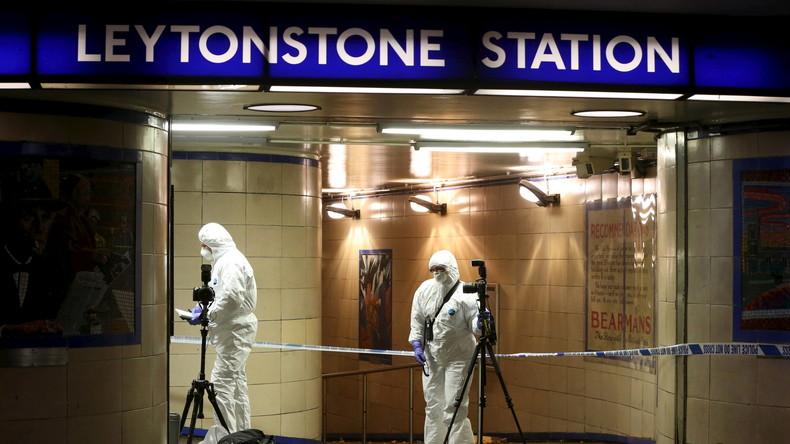 """Unheimliche """"Epidemie"""" von Messerangriffen in Großbritannien (Video)"""