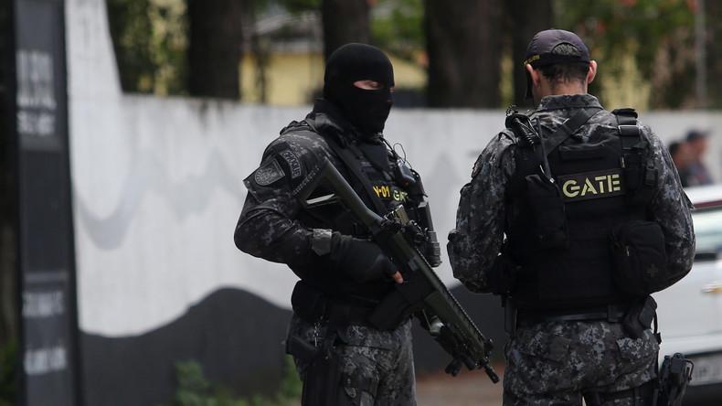 Mindestens zehn Tote und 17 Verletzte bei Amoklauf in Schule in Brasilien