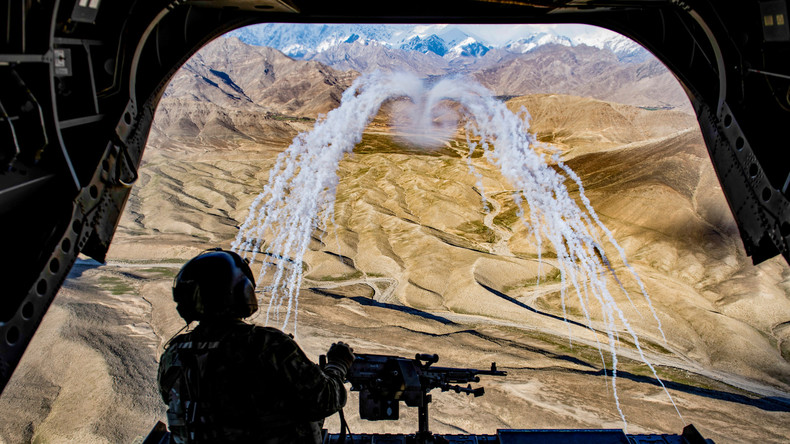 """""""War ein Missverständnis"""" - US-Luftangriff löscht afghanische Armeebasis aus"""