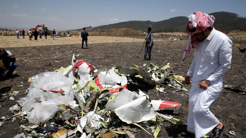 Nach Absturz von Boeing 737 in Addis Abeba: Flugschreiber werden in Deutschland untersucht