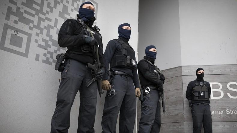 Terrorprozess in Berlin: Drei Männer wegen IS-Unterstützung zu Gefängnisstrafen verurteilt