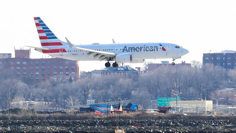 Jetzt auch die USA: Trump ordnet Flugverbot für Boeing 737 MAX an