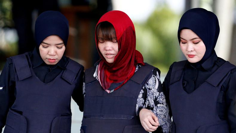 Malaysia lehnt Freilassung von mutmaßlicher Kim-Attentäterin ab
