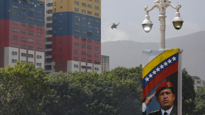 Venezuela plant militärische Maßnahmen zum Schutz strategischer Einrichtungen
