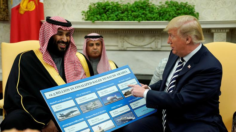 US-Senat verabschiedet Resolution gegen Trumps Unterstützung des saudi-geführten Jemen-Kriegs