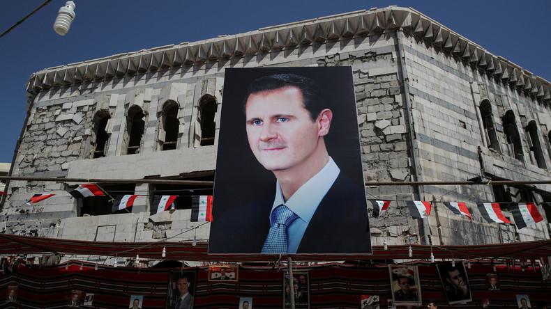 Syrische Regierung begnadigt 40.000 ehemalige Rebellen