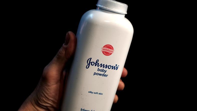 Johnson & Johnson muss wegen Asbest in Talkumpulver 25 Millionen Euro an krebserkrankte Frau zahlen