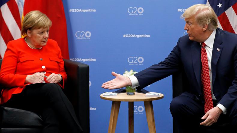 Tritt Trump jetzt aus? Berlin kommt NATO-Ziel bei Verteidigungsausgaben nicht näher