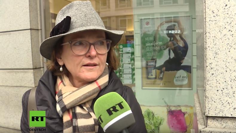 RT-Straßenumfrage: Ein Jahr GroKo - Top oder Flop?