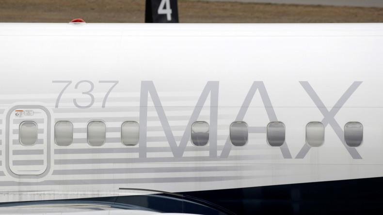 Boeing setzt nach Startverbot Auslieferungen von Boeing 737 MAX aus