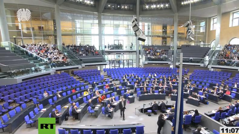 LIVE: 87. Sitzung des Deutschen Bundestags – Ost-Quote, Fridays for Future-Streik, Wahlrecht