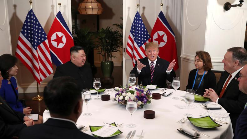 """""""Es fehlen Fortschritte"""" -  Nordkorea droht USA mit Abbruch der Gespräche"""