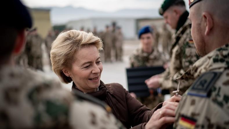 NATO-Chef Stoltenberg rechnet mit einem Anstieg der Verteidigungsausgaben um 100 Milliarden