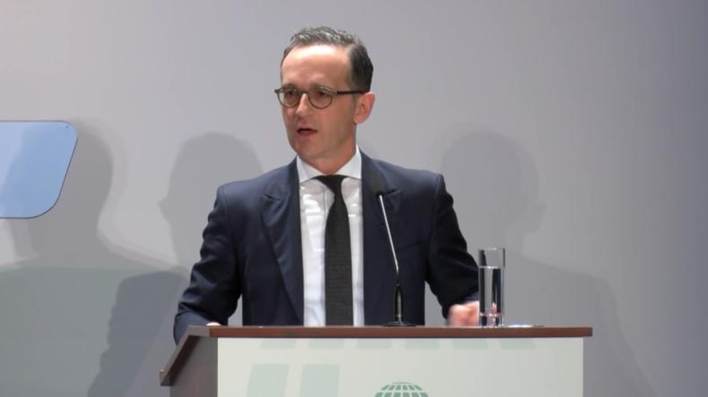 Maas warnt Moskau: Schwerwiegende Konsequenzen, wenn Russland den INF-Vertrag nicht einhält