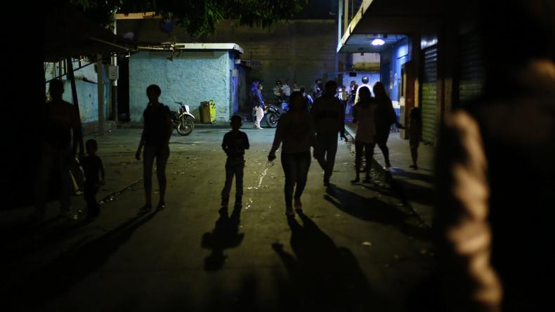 Sacharowa: Stromausfall in Venezuela von außen arrangiert