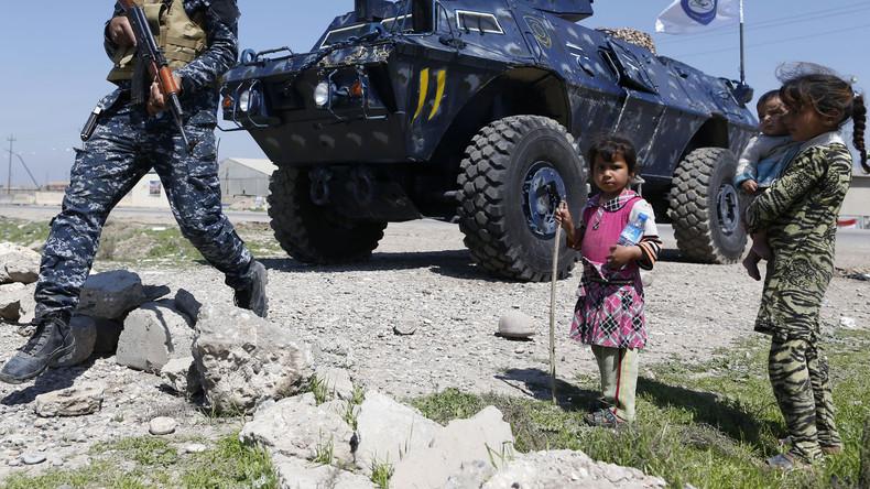Frankreich nimmt Kinder von IS-Dschihadisten aus Syrien auf