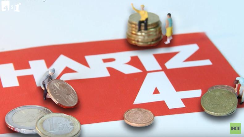 Hartz IV – Weg in die Armut ? | 451 Grad