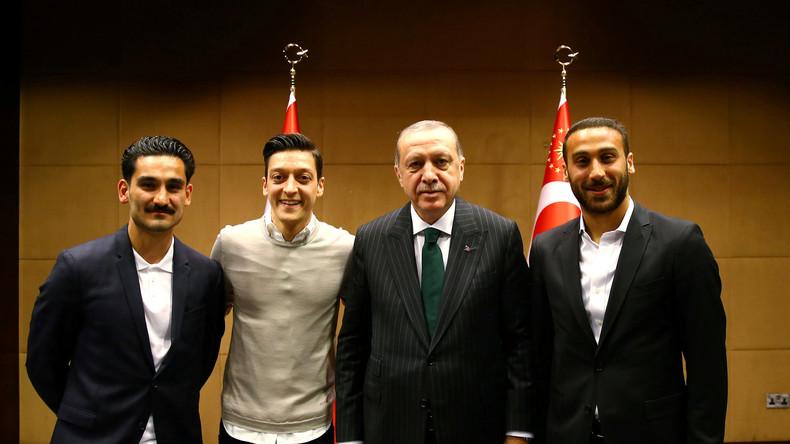 Türkische Medien: Erdoğan soll Ehrengast auf Özils Hochzeit werden