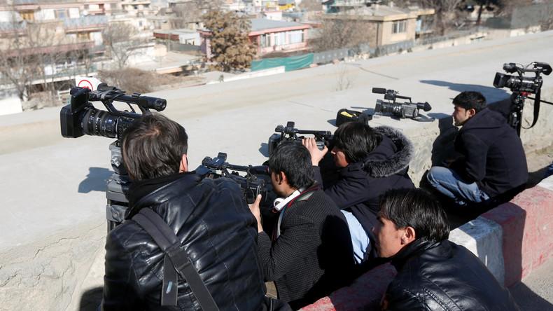 Journalist in Afghanistan nach Angriff gestorben