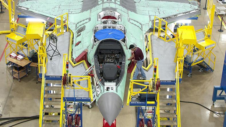 Pentagon und F-35-Chaos: Bauteile im Wert von 2,1 Milliarden US-Dollar nicht verbucht