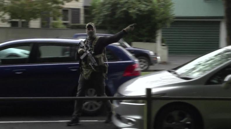 Neuseeland: Panik und Chaos Minuten nach dem Anschlag auf Moschee
