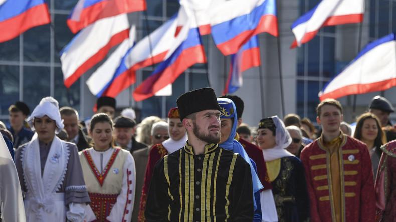 Russland: Bewohner der Krim äußern sich über fünf Jahre seit der Wiedervereinigung mit Russland