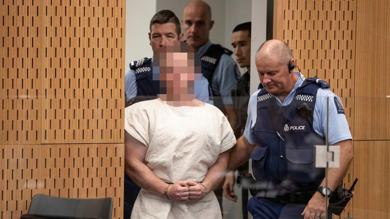 Neuseelands Polizei: Mutmaßlicher Täter von Christchurch ohne Komplizen