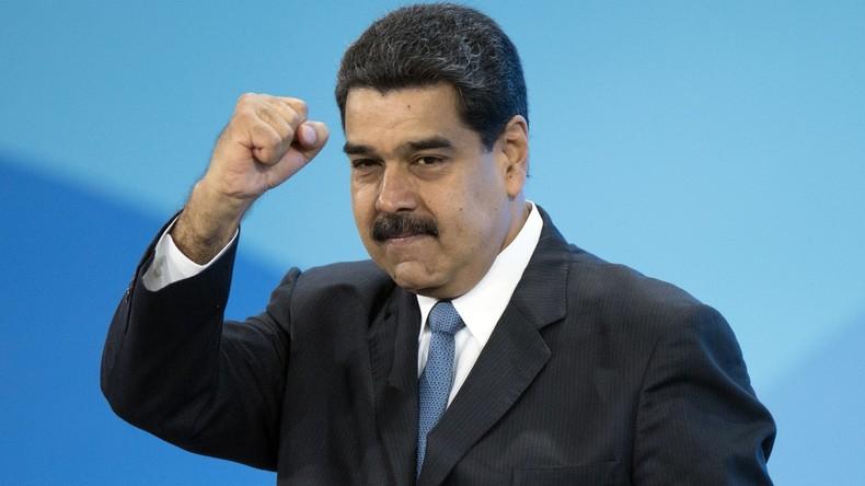 """Venezuela: Maduro bittet für """"tiefgreifende Umstrukturierung"""" alle seine Minister um Rücktritt"""