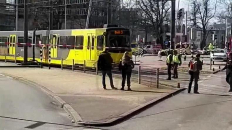 Niederlande: Mann veranstaltet Blutbad in Straßenbahn – Terroralarm in Utrecht