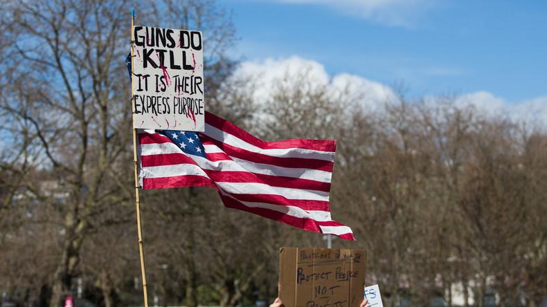 Westliche Werte: Mordaufrufe im US-Fernsehen sind Normalität