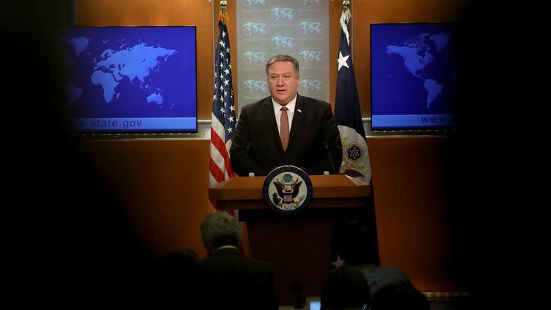 Trotz wachsender Kritik aus eigenen Reihen: US-Außenminister Pompeo verteidigt Saudi-Krieg im Jemen