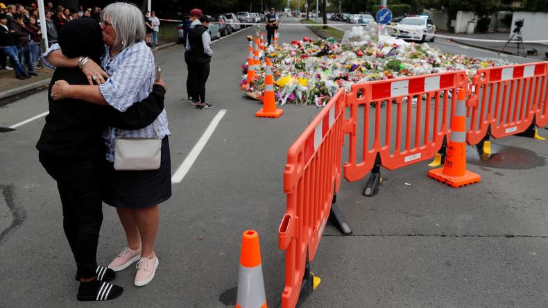 IS droht mit Vergeltung für Moschee-Angriffe in Neuseeland