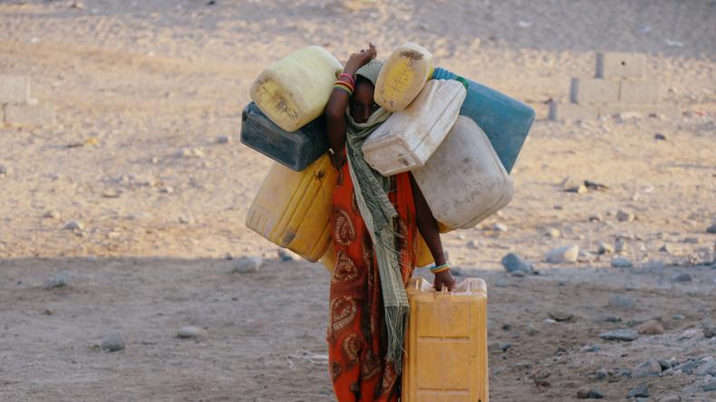 Mehr als zwei Milliarden Menschen laut UN-Bericht ohne Zugang zu sauberem Wasser