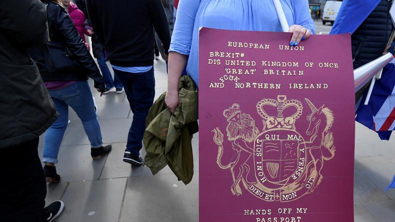 """Brexit-Debakel - Großbritannien in einer """"konstitutionellen Krise"""""""