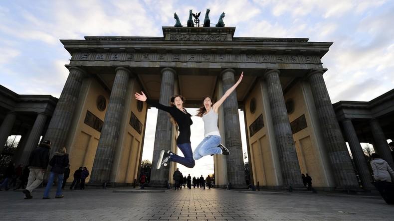 Umfrage: Zwei Drittel der Deutschen nennen sich glücklich