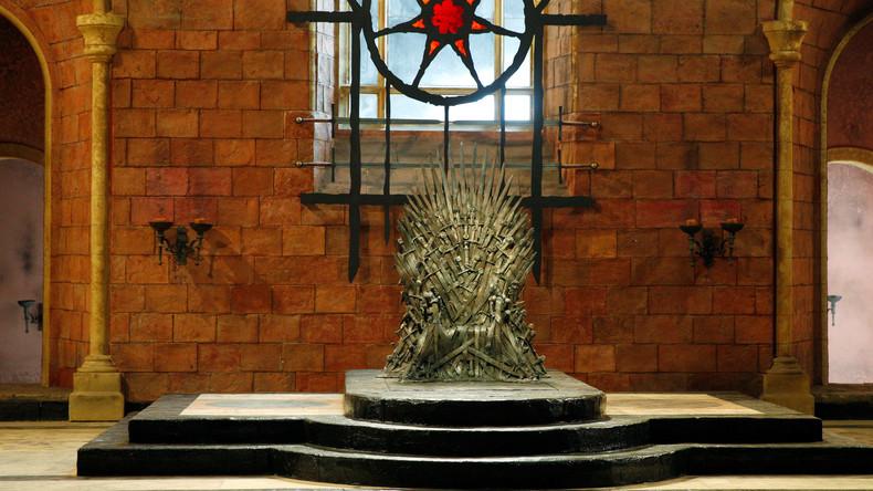 """Quest für Fans von """"Game of Thrones"""": HBO versteckt weltweit sechs Eiserne Throne – Countdown läuft"""