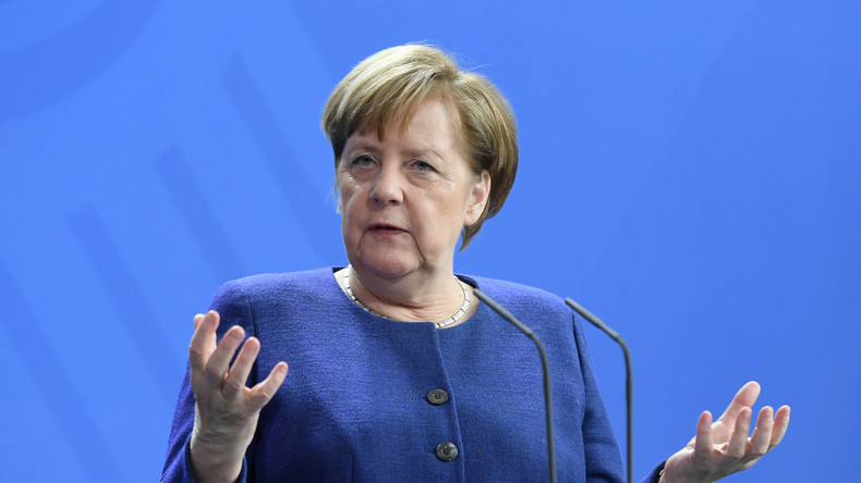 LIVE: Merkel spricht auf dem Global Solutions Summit in Berlin