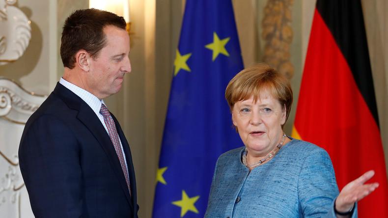 FDP-Vize Wolfgang Kubicki fordert Ausweisung des US-Botschafters