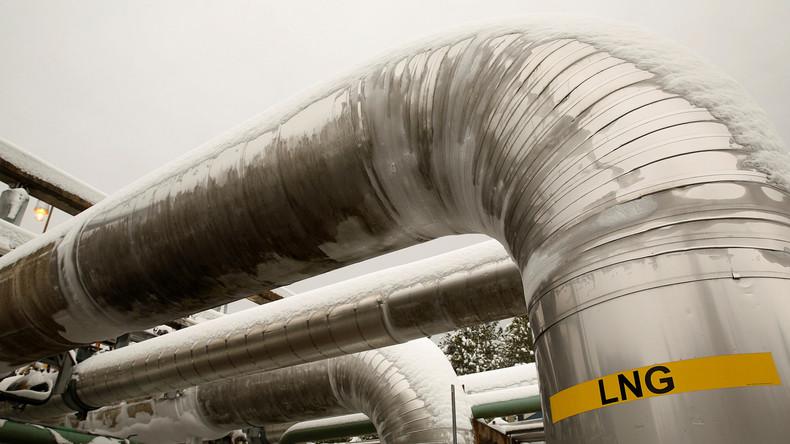Anschlüsse für deutsche LNG-Terminals: Gaskunden sollen für den Bau zahlen