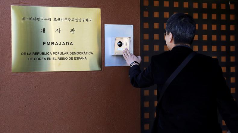 """Washington Post zum Überfall auf nordkoreanische Botschaft: """"Die CIA macht sowas nicht"""""""