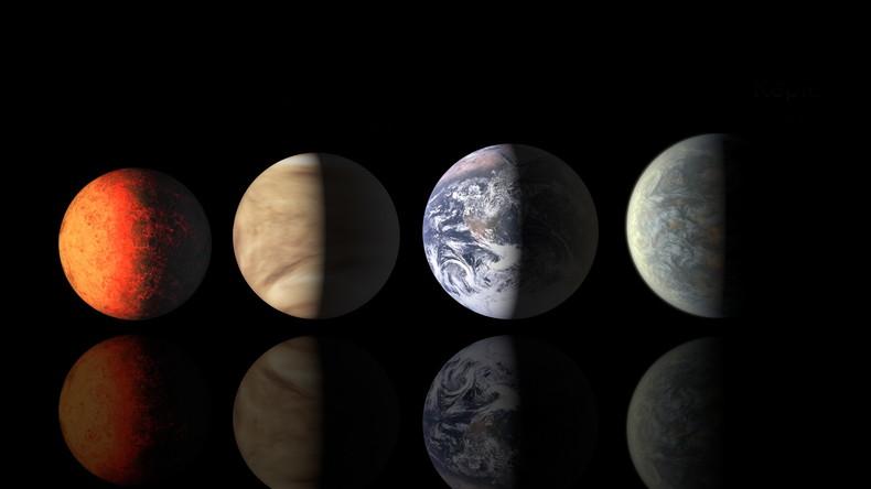 Schulwissen überholt? - Merkur laut neuen Berechnungen durchschnittlich näher an Erde als Venus