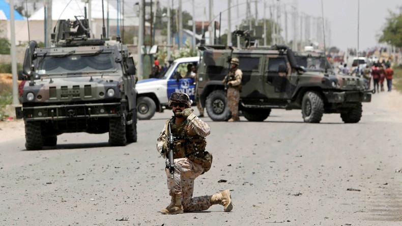 US-Militär: Drei Al-Shabaab-Kämpfer in Somalia getötet
