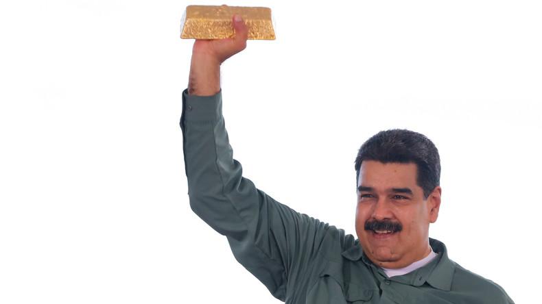 USA verhängen neue Sanktionen gegen Venezuela - Fokus auf Gold