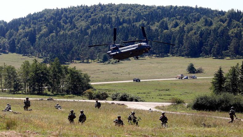 """Pentagon über die in Deutschland stationierten US-Truppen: Wir werden """"Cost Plus 50"""" nicht machen"""