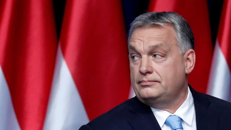 EVP erwägt, Orbans Fidesz-Partei abzustrafen — Nach EU-Schmähungen