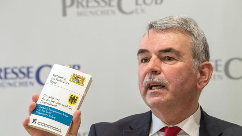 Prozessbeginn: Justizopfer Gustl Mollath verklagt Bayern auf 1,8 Millionen Euro