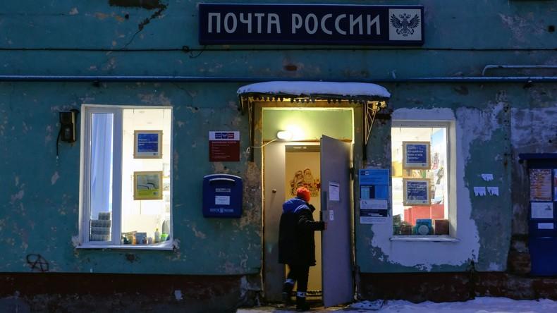 Moskauer Post entdeckt Geschosse aus dem Zweiten Weltkrieg in Paketsendungen aus den USA